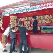 Hau den Lukas - Ronald Avi - Vergnügungsbetriebe - Kleiner Spielwagen
