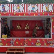 Hau den Lukas - Ronald Avi - Vergnügungsbetriebe - Zirkus-Wagen