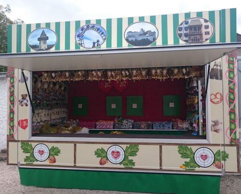 Hau den Lukas - Ronald Avi - Vergnügungsbetriebe - Spielwagen Oktoberfest